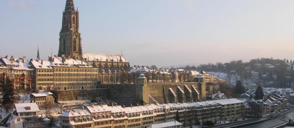Fotografía de Berne: Catedral de Berna