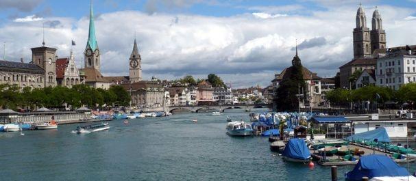 Fotografía de Suiza: Zurich
