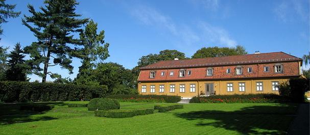 Fotografía de Norvège: oslo - Tøyen Manor House Botanical Garde