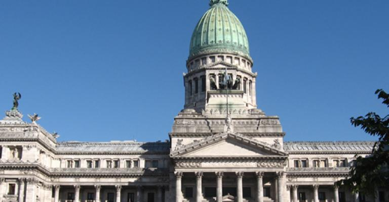 Picture Buenos Aires: Buenos Aires - congreso