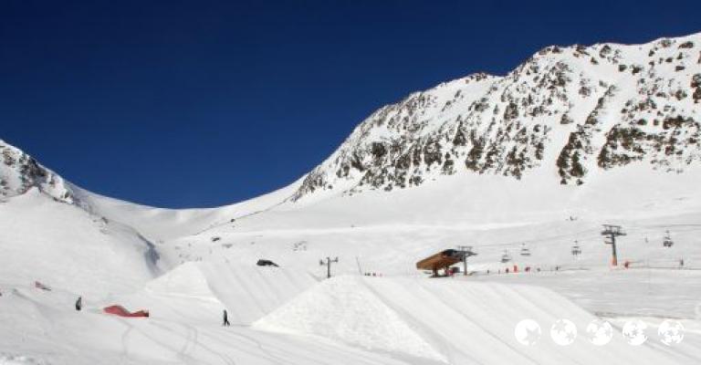 Fotografía de Arinsal: Pistas de esquí en Vallnord