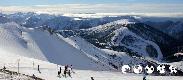Fotografía de Xixerella: Pistas de esquí en Vallnord