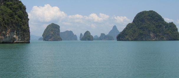 Fotografía de Tailandia: Playa de Phuket