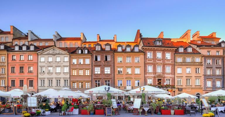 Fotografía de Polonia: Varsovia