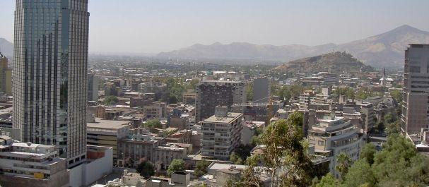 Fotografía de Santiago de Chile: Santiago de Chile