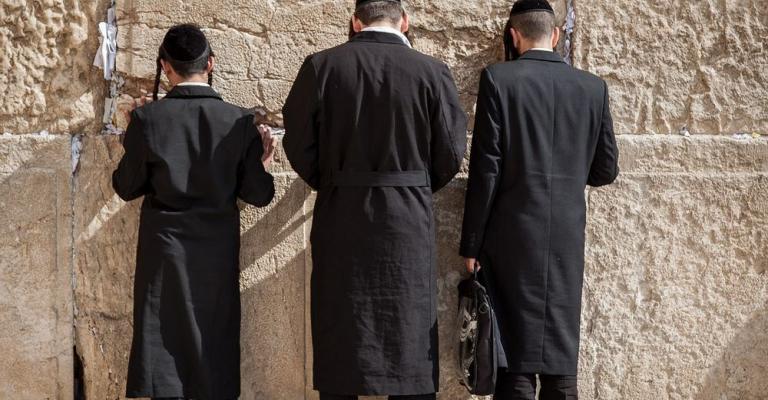 Fotografía de Jerusalén: Muro de las Lamentaciones