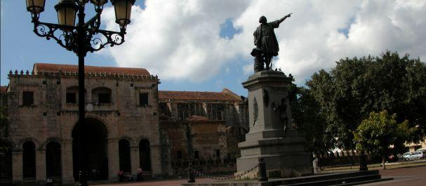 Fotografía de República Dominicana: Plaza de Colón Santo Domingo