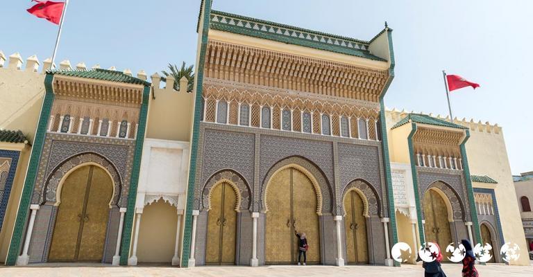Fotografía de Fez-Bulmán: Fez - Palacio Real