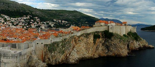 Fotografía de Croacia: Castillo de Dubrovnik
