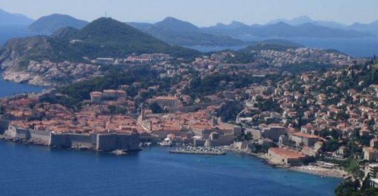 Fotografia de Croácia: Panorámica de Dubrovnik