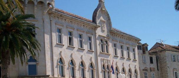Fotografía de Croacia: Edificio señorial