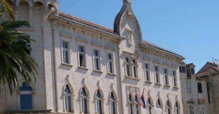 Fotografia de Croácia: Edificio señorial