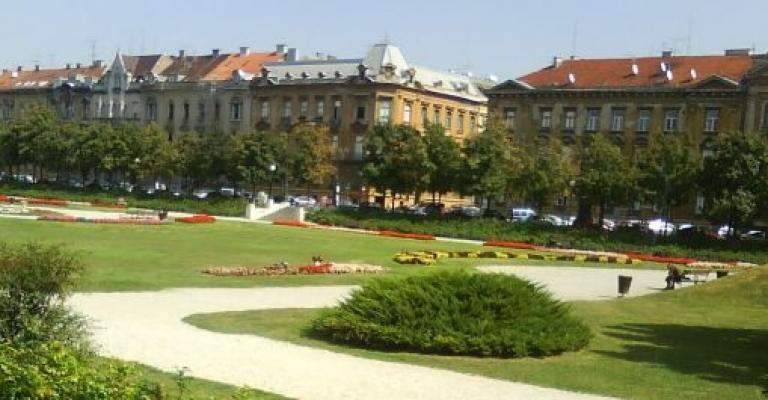 Fotografía de Zagreb: Plaza del Rey Tomislav