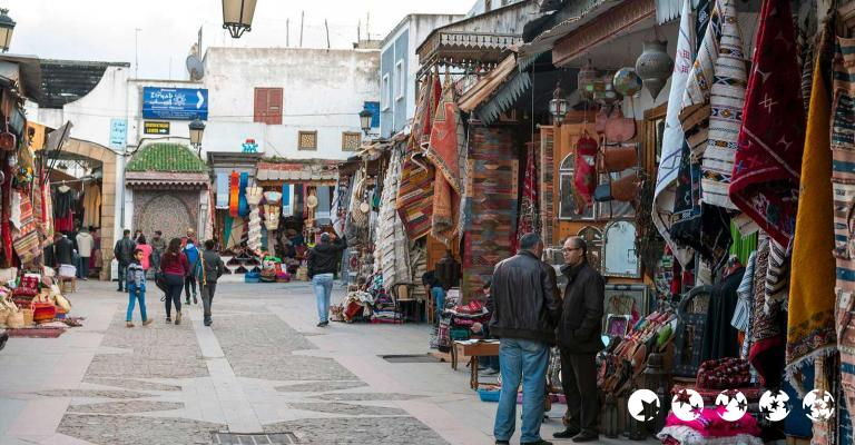 Fotografía de Rabat-Sale-Zemmour-Zaer: Rabat - Plaza