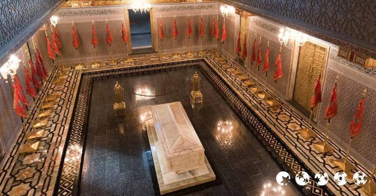 Fotografía de Rabat-Sale-Zemmour-Zaer: Rabat - Torre Hassan Mausoleo