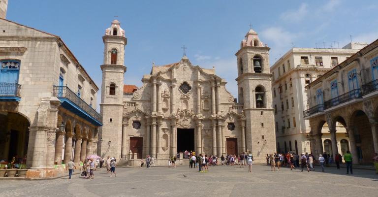 Picture Havana: Catedral de La Habana