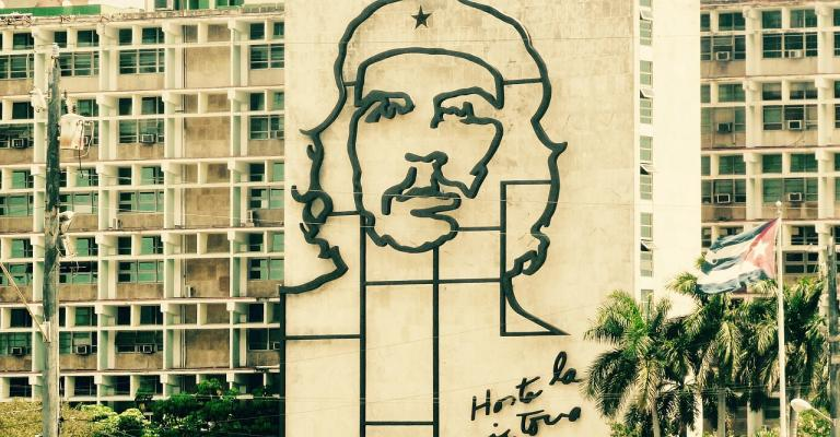 Fotografía de : El Che Guevara La Habana