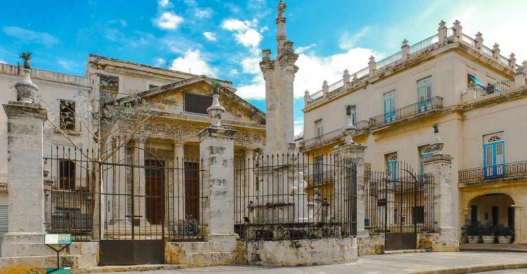 Fotografía de : La Habana colonial