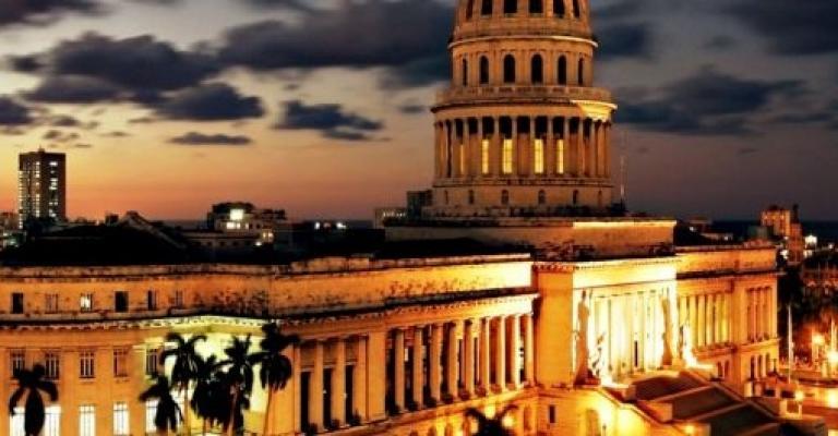 Fotografía de La Habana: La Habana y el Capitolio
