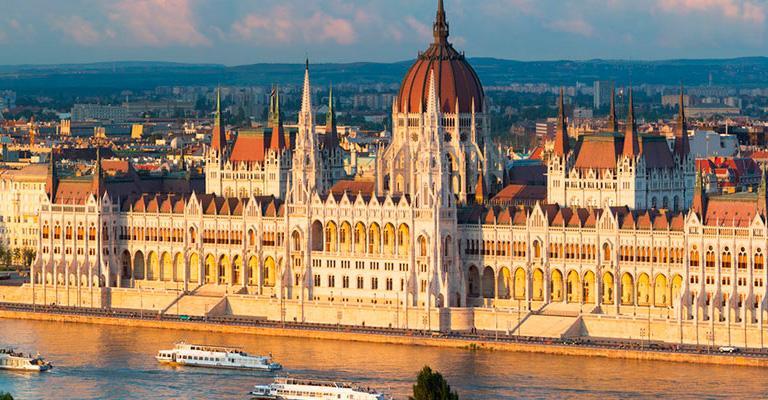 Fotografia de Budapeste