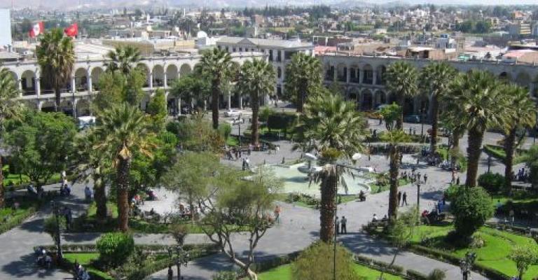 Fotografía de Arequipa: Plaza de Armas Arequipa