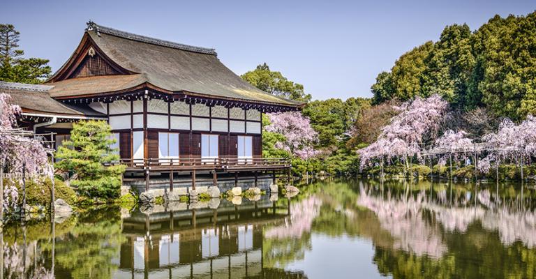 Foto Kansai: Kyoto