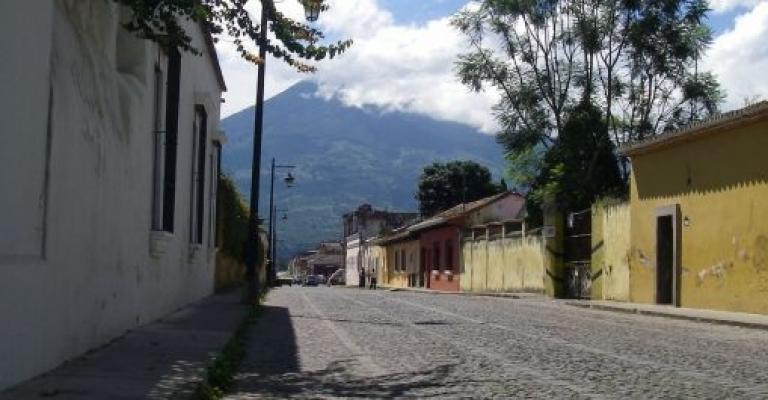 Foto Guatemala: Antigua Guatemala
