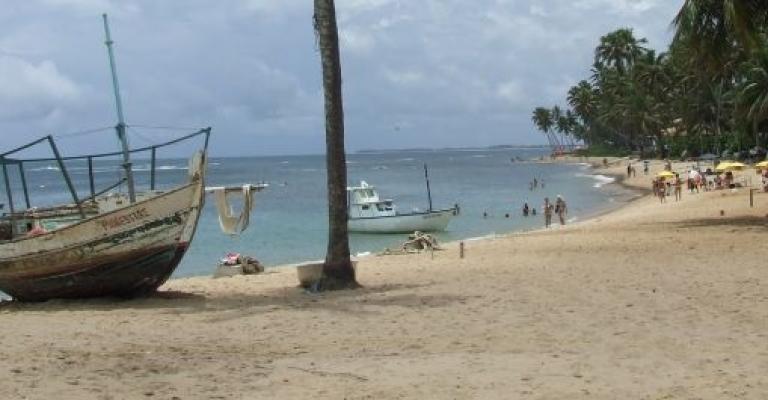Foto von Bahia: Praia do Forte