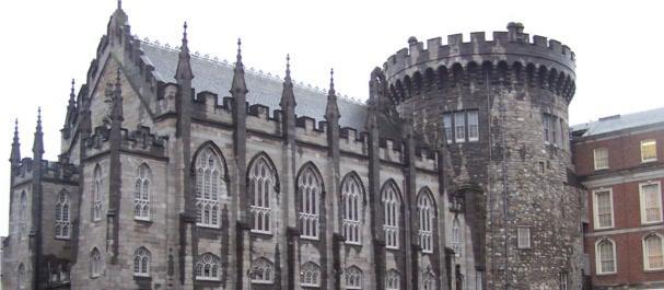 Fotografía de Dublin: Castillo en Dublín