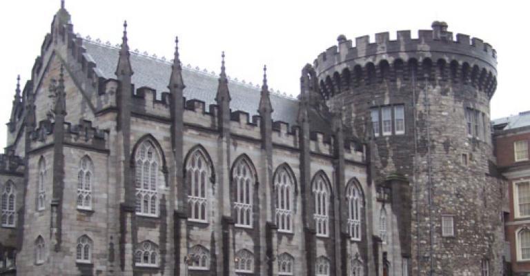 Photo Dublin: Castillo en Dublín