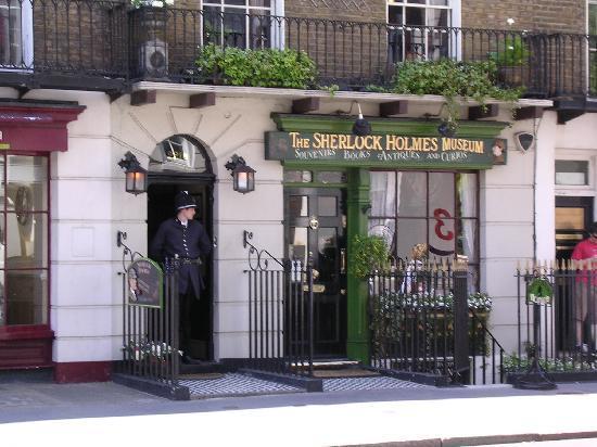 La casa de sherlock holmes tu hotel en - Casa de sherlock holmes ...