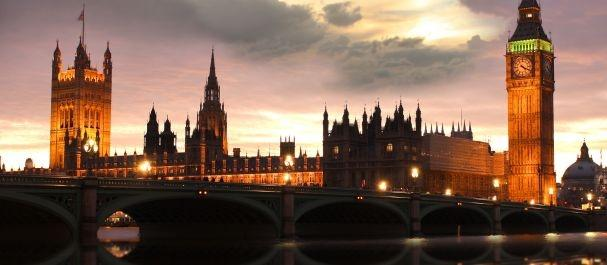 Fotografia de Londres: London, Whitehall con Big Ben