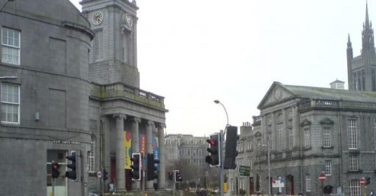 Foto von Schottland: Aberdeen