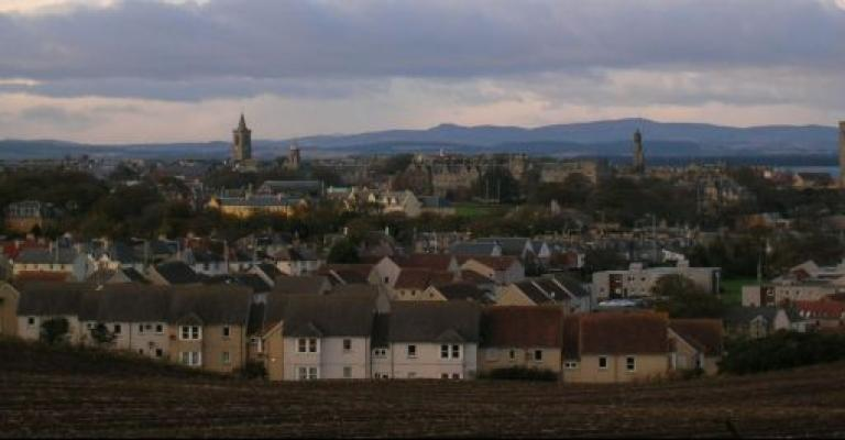 Foto von Schottland: St Andrews