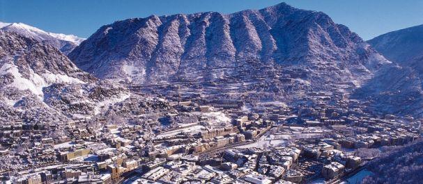 Fotografía de Andorra-a-Velha: Andorra en Invierno