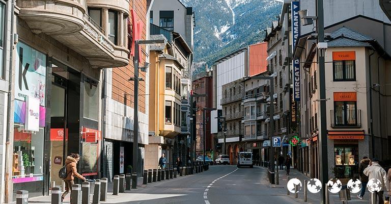 Fotografía de Andorra la Vella