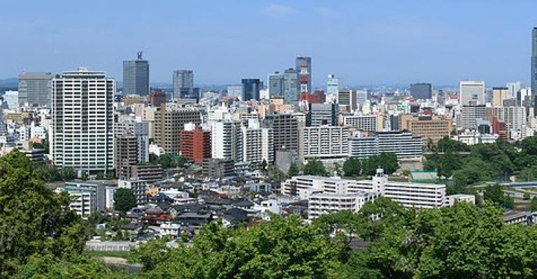 Foto Sendai-Shi: Sendai, skyline