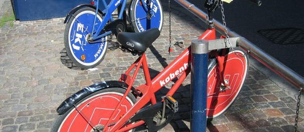 Fotografía de Europa: Con Bici en Copenhague
