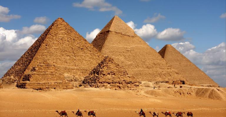 Fotografia de África: Egipto