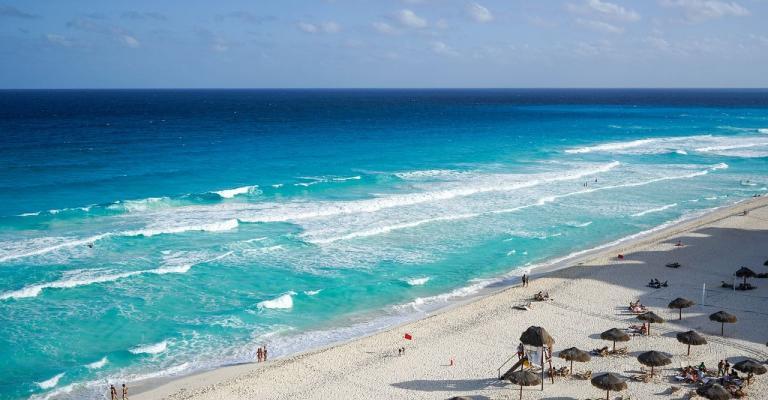 Picture America: Cancun