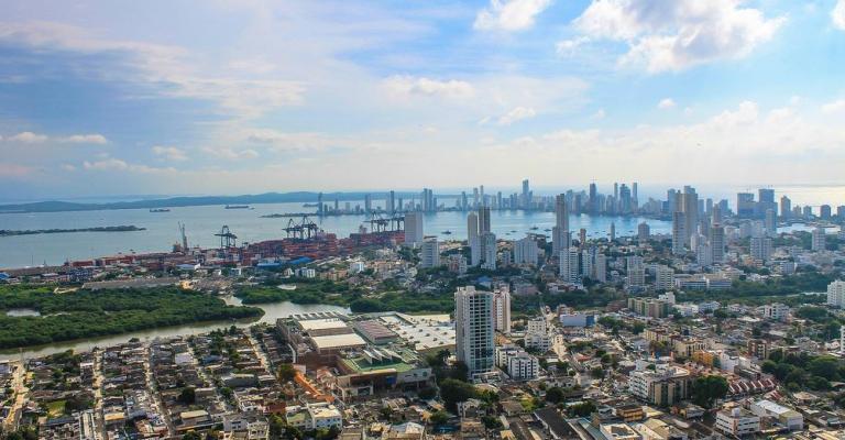 Fotografía de América: Cartagena de Indias