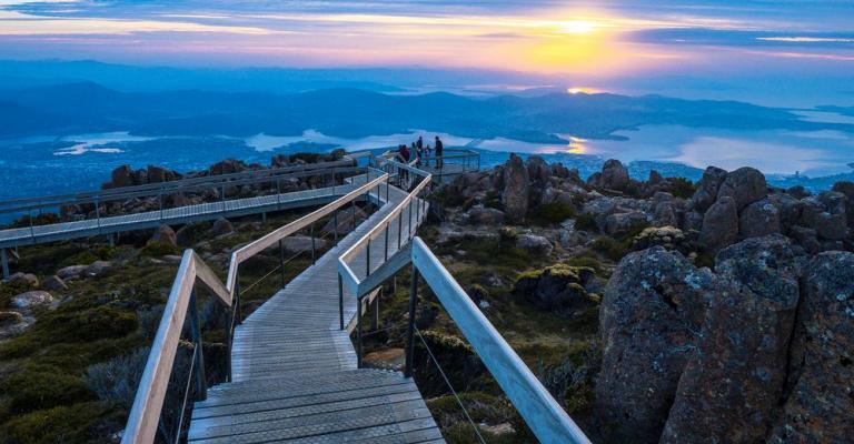 Picture Oceania: Tasmania
