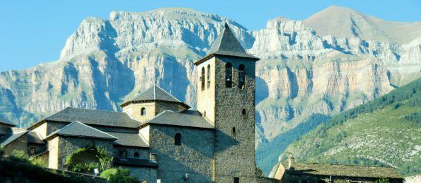 Fotografía de : Pueblo Pirineo