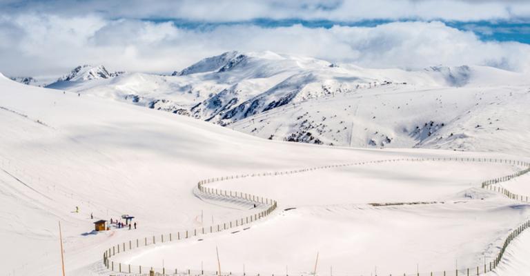 Fotografia de : Pirineo Andorra