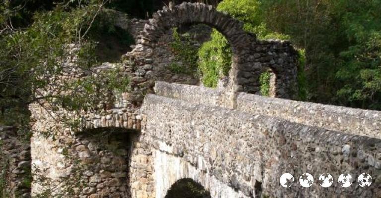 Fotografía de : Le Pont du Diable, Tarrascon