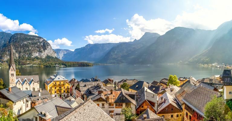 Foto Austria: Alpes de Austria