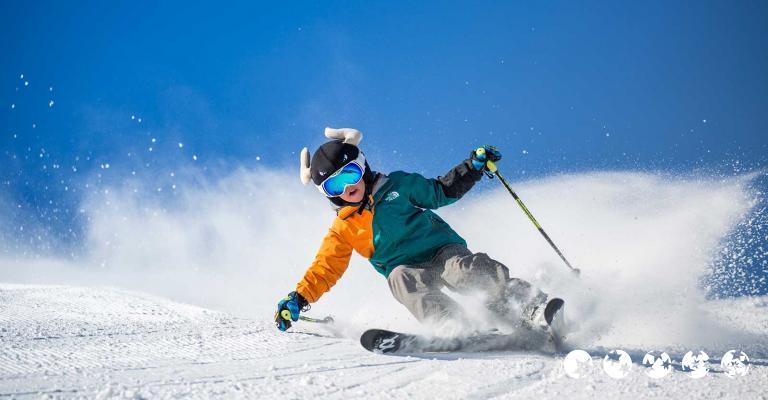 Fotografía de : Niño esquiando en Cerler