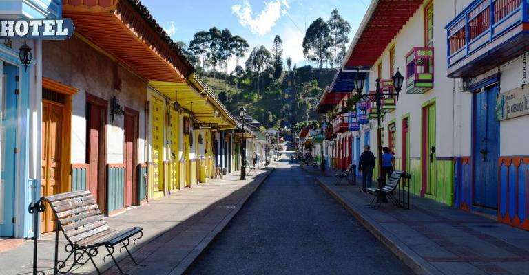 Fotografía de Colombia: Salento