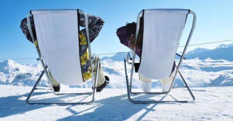 Foto von : Montaña y nieve