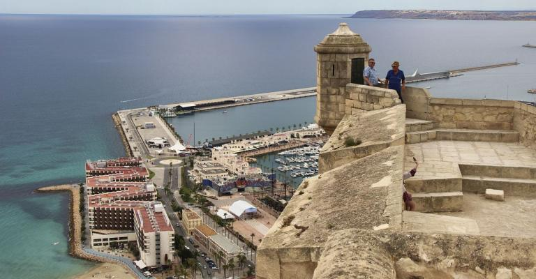 Foto von : Alicante